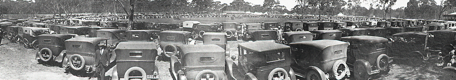 Clare Show 1929